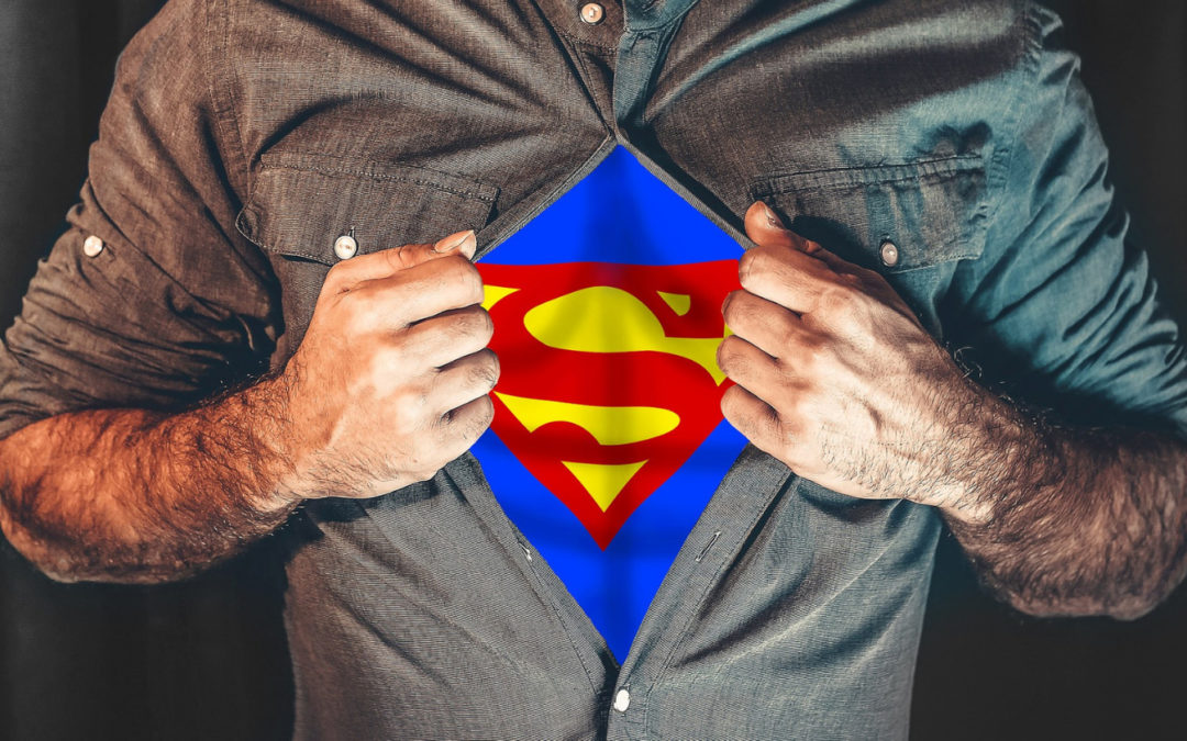 Being an Identity Superhero: How to Deal with Identity Theft